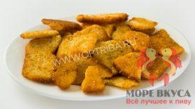 Сухари Уральские Жареная Креветка