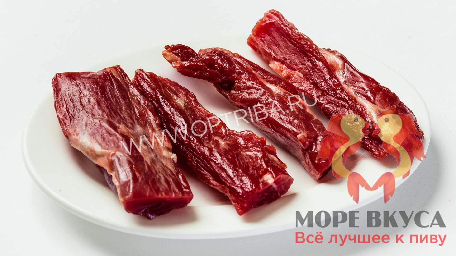 Карпаччо из свинины в домашних условиях рецепт