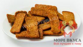 Сухари Дарницкие с чесноком