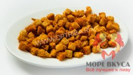 Сухари Пшеничные с чесночком Коронные