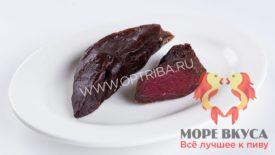 Карпаччо из оленины 100 грамм МГС